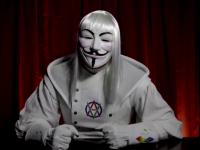 Anonymous si-a facut propriul partid si vrea sa distruga sistemul global politic. Amenintarea facuta de hackeri. VIDEO