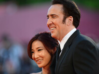 Nicolas Cage si sotia lui s-au despartit dupa o casnicie care a durat 12 ani