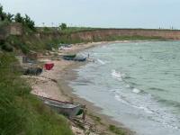 Cum arata Marea Neagra pe singurele plaje pustii de pe litoralul romanesc: