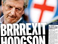 Hodgson si-a dat demisia, presa britanica i-a desfiintat pe jucatori. Daily Mail: