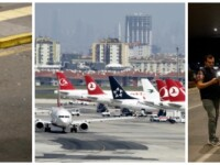 Atentat sinucigas pe aeroportul Ataturk, soldat cu cel putin 31 de morti si 120 de raniti. Reactia presedintelui Erdogan