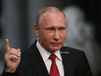 Vladimir Putin: Scutul antiracheta amplasat in Romania si Polonia creeaza in mod inevitabil o amenintare pentru armata rusa