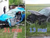 Barbat din Neamt, grav ranit intr-un accident dupa ce a fost externat din spital, dupa un alt accident rutier