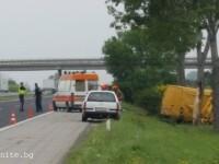 Zece migranti au murit intr-un accident produs de un sofer in varsta de 16 ani, fara permis. Unde a avut loc tragedia