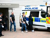 12 persoane, arestate in legatura cu atacurile din Londra. Martor: \