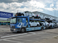 Dacia invinge Volkswagen la ei acasa. Recordul doborat de masinile romanesti in Germania