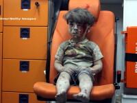 Cum arata acum Omran, copilul devenit un simbol al suferintelor din Siria: \