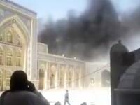 Explozie langa o moschee din Afganistan. Bilant provizoriu al victimelor: 7 morti, 16 raniti. VIDEO