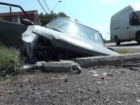 Un barbat in varsta de 68 de ani a intrat cu masina intr-un podet si a decedat pe loc. Ce cred anchetatorii