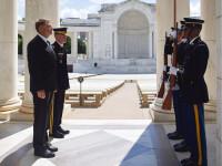 Presedintele Iohannis s-a intalnit cu seful CIA. Ce i-a spus acesta despre serviciile de informatii din Romania si ISIS
