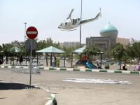ISIS a atacat Legislativul si Mausoleul lui Khomeini, Teheran: 12 morti. SUA, acuzate ca ar fi in spatele atentatului