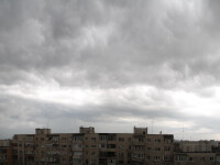Atenționare meteo. Cod galben de vânt puternic în 15 judeţe