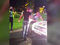 Cristian Boureanu, arestat preventiv dupa ce a agresat doi politisti. Fostul deputat a invocat stari de amnezie la audieri