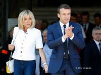 Alegeri parlamentare in Franta. EXIT-POLL: victorie pentru partidul lui Macron, care a obtinut peste 30% din voturi