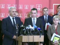 Dragnea ia in calcul sa inlocuiasca intregul Cabinet Grindeanu. Pragul pentru abuz in serviciu, o urgenta pentru liderul PSD