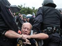 Casa Alba a cerut Rusiei eliberarea celor 1500 de oameni arestati dupa proteste. 30 de zile de inchisoare pentru Navalnii