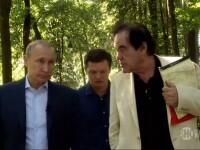 The Putin Interviews. Liderul rus a sugerat ca Rusia sa adere la NATO si a acuzat CIA ca a sprijinit teroristi ceceni