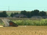 Pilotul care s-a catapultat din MIG 21 Lancer, supus unei operatii complexe care a durat 4 ore. Pacientul are reflexe