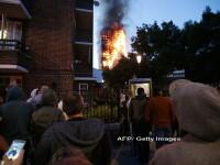 Marturii din infernul declansat in turnul care a luat foc in Londra. O femeie si-a aruncat bebelusul de la etajul 9 sau 10