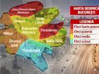 Specialistii straini in seisme vor sa ne apere de un viitor dezastru. Harta dupa care constructorii trebuie sa se ghideze