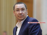Victor Ponta, audiat 4 ore la DNA.