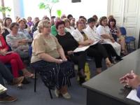 In urma scandalurilor, conducerea Spitalului din Botosani a decis sa-si instruiasca personalul prin