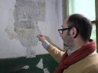 Descoperirea facuta intr-un castel din Romania, in timpul lucrarilor de restaurare. Ce era ascuns in pereti