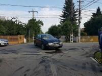 Cinci persoane, intre care trei copii, au fost ranite intr-un accident rutier produs in judetul Giurgiu