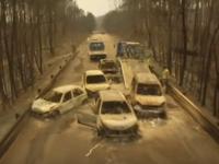 63 de morti in urma incendiului de padure din Portugalia. Un avion s-a prabusit in timpul interventiei de stingere. VIDEO