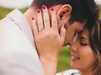 Nu o sa uite niciodata ziua in care a fost ceruta de sotie. Gestul memorabil facut de barbat in prezenta fiicei sale