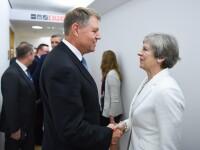 Reactia lui Klaus Iohannis fata de oferta facuta de Theresa May cetatenilor din tarile comunitare, aflati in Regatul Unit