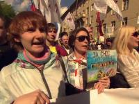 Noi proteste la Moscova fata de planul de urbanism. Unde vor fi mutati oamenii care locuiesc in blocurile