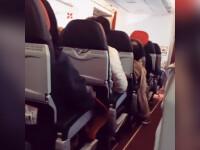Avionul s-a