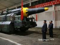 Coreea de Nord ar avea capacitatea sa loveasca Japonia cu o racheta nucleara de 15 ori mai rapida decat viteza sunetului
