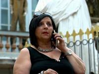 Femeia care sustine ca este fiica pictorului Salvador Dali: