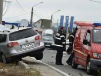 Doi oameni au murit si doi au fost grav raniti, dupa ce un autoturism a intrat intr-un TIR. Unde s-a petrecut drama