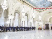 Iohannis, atac dur la adresa coalitiei dupa juramantul Guvernului.