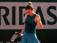 Halep - Petkovic 7-5; 6-0. Simona o va înfrunta pe Elise Mertens în optimi la Roland Garros