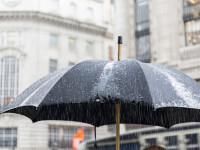 Cod galben de furtuni în 30 de județe din țară, cu ploi abundente și descărcări electrice