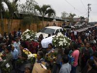 70 de morți după erupția vulcanului din Guatemala. Printre victime, un băiat de 8 ani