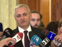 """Dragnea, prima reacție despre proteste: """"Cel mai grav este mesajul iresponsabil al președintelui Iohannis"""""""