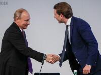 Rusia și Austria și-au prelungit până în 2040 contractele de livrare a gazelor