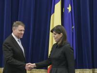 Președintele Iohannis a revocat-o din funcție pe Laura Codruța Kovesi. Cine va asigura interimatul