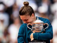 Simona Halep, de la fetița care făcea fileu din ață la campioana mondială a tenisului