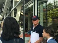 Finala de la Roland Garros în imagini. Actorul Woody Harrelson, prezent la meciul Simonei. FOTO