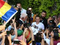 Simona Halep a scris istorie la Roland Garros. Cum a trăit românca momentele de după victorie
