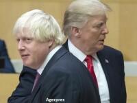 """Ministrul de la Londra care l-ar vrea pe Trump să se ocupe de Brexit. """"Există o metodă în nebunia lui"""""""
