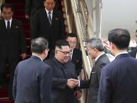 Kim Jong-un a ajuns în Singapore pentru summitul cu Donald Trump
