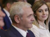 Cum s-a prezentat iubita lui Liviu Dragnea la mitingul PSD. FOTO