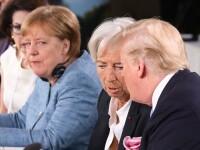 """Summitul G7, încheiat cu un scandal diplomatic. Donald Trump, """"încolțit"""" de ceilalți lideri"""